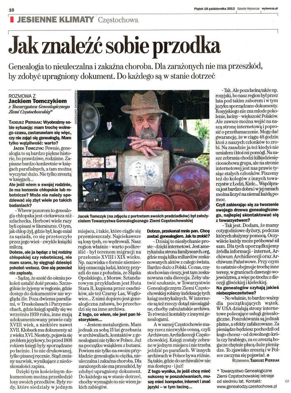gazeta wyborcza pl dzisiejsze wydanie